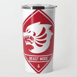 Beast Mode Travel Mug