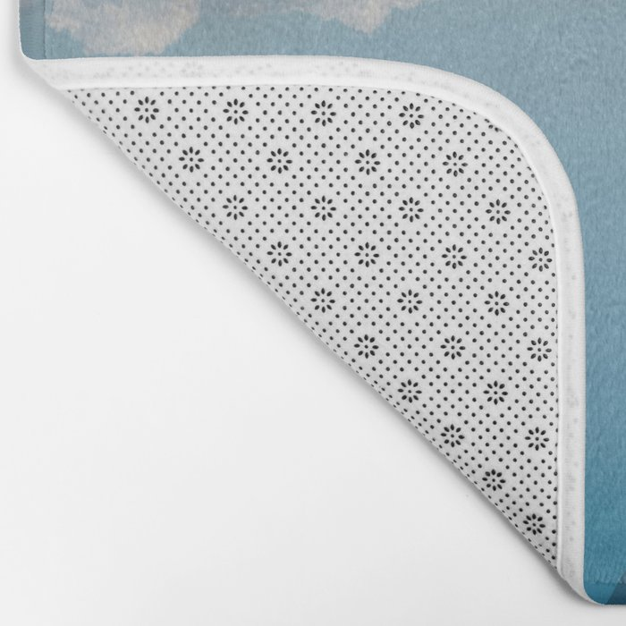 Strong and Simple Bath Mat