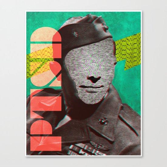 PTSD Canvas Print