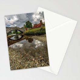 Welsh Cottage Stationery Cards