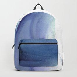 Blue Magic Pot Backpack