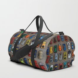 1980's Toy Cars Duffle Bag