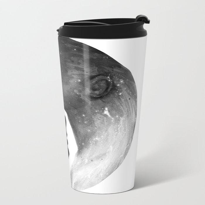I'm With You I Metal Travel Mug
