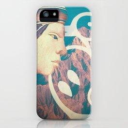 wild mountain iPhone Case