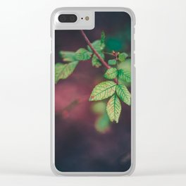 Flying with the Pinks. Clear iPhone Case
