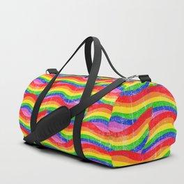 Unicorn Bacon Duffle Bag