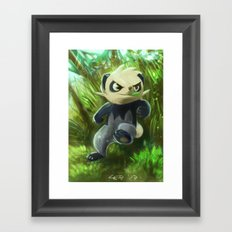 Practice Framed Art Print