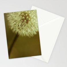 Yellow Dandelion Fruit Stationery Cards