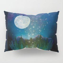 Open Your Imagination Pillow Sham