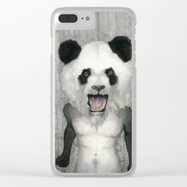 A bad day Clear iPhone Case