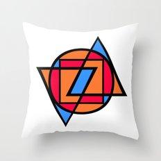 Stardust Industries Throw Pillow