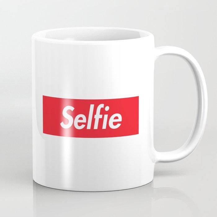 Selfie Supreme Coffee Mug
