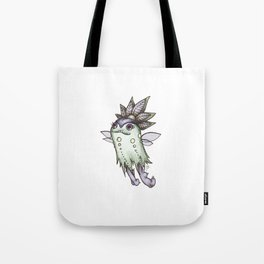 Moon Flea Tote Bag