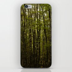 Forest For Trees iPhone & iPod Skin