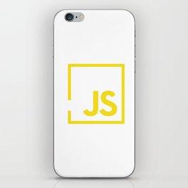 Javascript js iPhone Skin