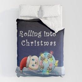Christmas Polar Bear Comforters