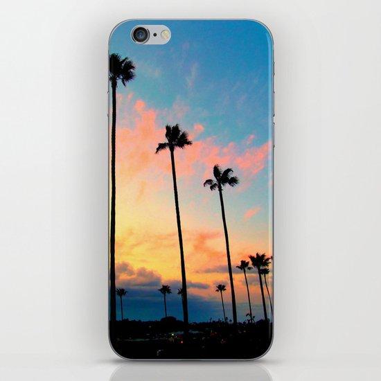 California Living  iPhone Skin