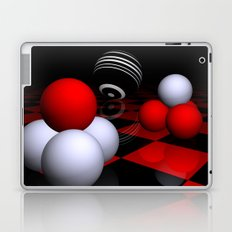 ball pyramids -2- Laptop & iPad Skin