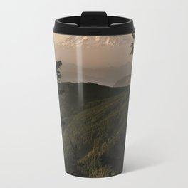 Mount Adams in the Distance. Travel Mug