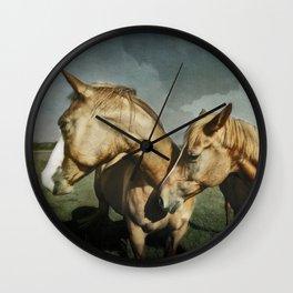 Life Partners Wall Clock