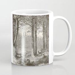 Forest Scene Coffee Mug