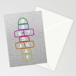 Hopscotch Stationery Cards