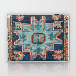 Karabakh  Antique South Caucasus Azerbaijan Rug Print Laptop & iPad Skin