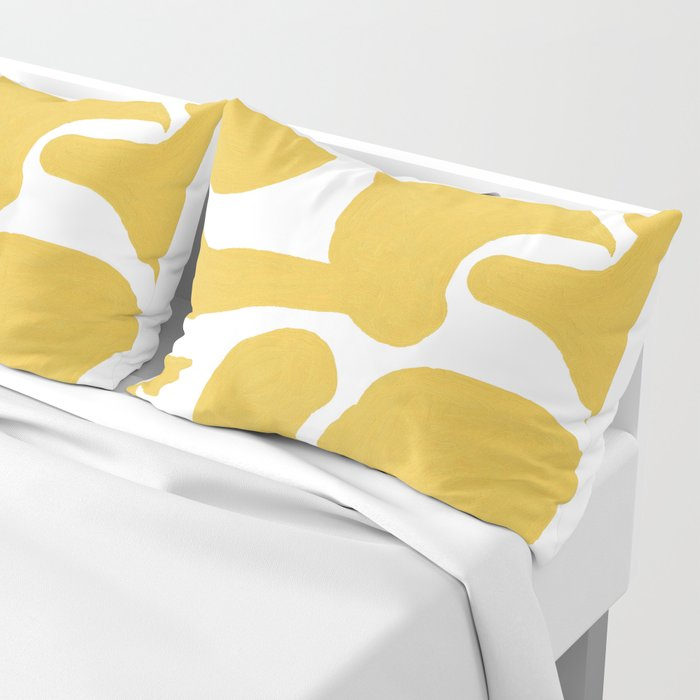 The Dance Pillow Sham