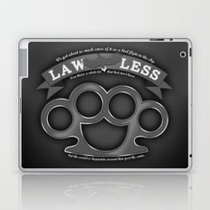 Lawless - Bird Flyin in the Sky Laptop & iPad Skin