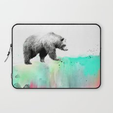 Wild No. 1 // Bear Laptop Sleeve