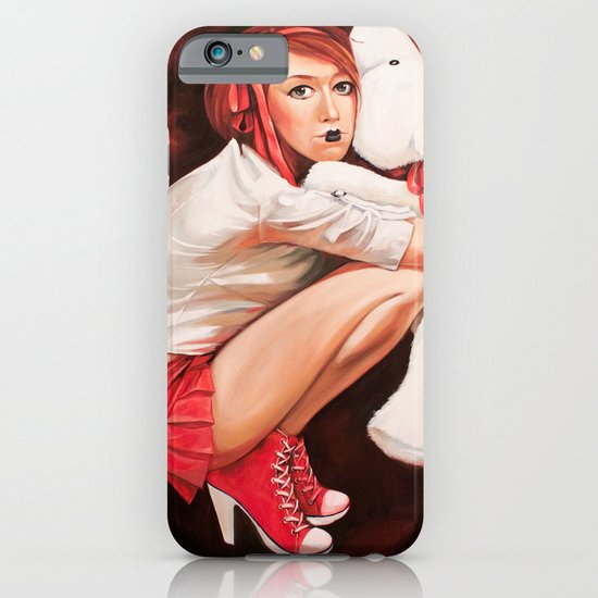 Lines of Me. Snowflake. iPhone & iPod Case