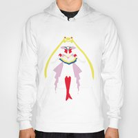 sailor moon Hoodies featuring Sailor Moon by JHTY