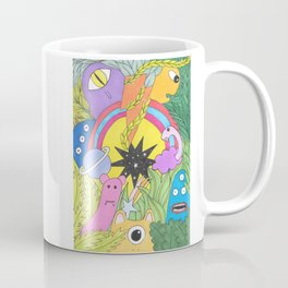 Monster Universe Coffee Mug