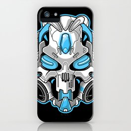 Cyberskull iPhone Case