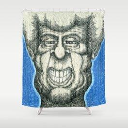 Kingpin Shower Curtain