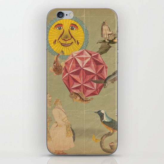 casbah iPhone Skin