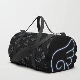 Chibi Angel Wings Duffle Bag