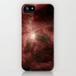 ignition of the hunter's blade | space #03 iPhone Case