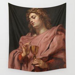 Peter Paul Rubens - Saint John the Evangelist Wall Tapestry