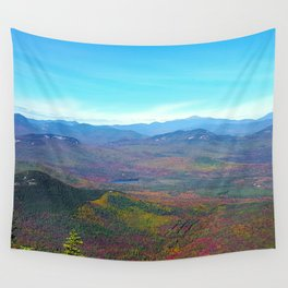 Autumn in the Presidential Range Wall Tapestry