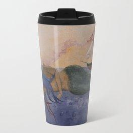 Navigating the Waters Travel Mug