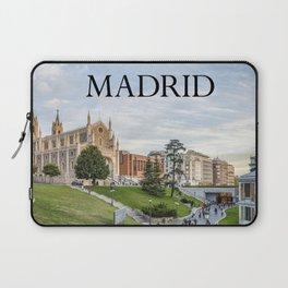 El Prado Museum. Madrid Laptop Sleeve