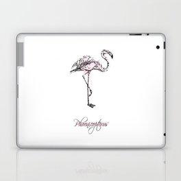 phoenicopterus Laptop & iPad Skin