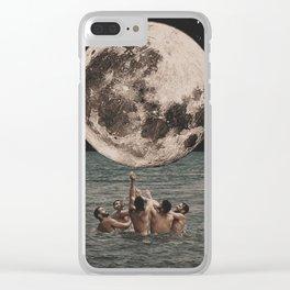 Fun Clear iPhone Case