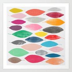 float 3  Art Print