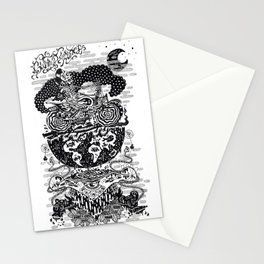 Trust in Chaos Stationery Cards