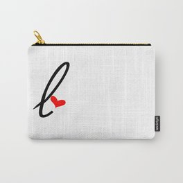 Monogram | l Carry-All Pouch