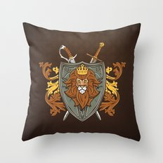 One True King Throw Pillow