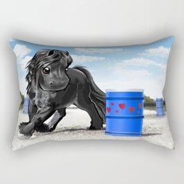 Ieme Loves Barrels Rectangular Pillow