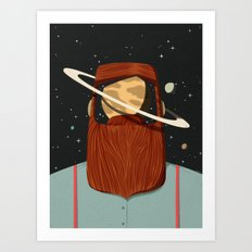 Your Planet Art Print